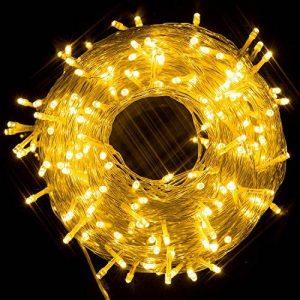 guirlande lumineuse 50 m TOP 1 image 0 produit