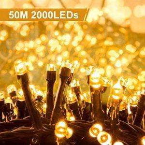 guirlande lumineuse 50 m TOP 6 image 0 produit