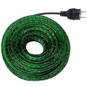 Guirlande lumineuse 6 m, vert6 mGuirlande lumineuse;-Éclairage d'ambiance & décoratif de la marque GEV image 0 produit