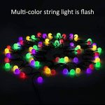guirlande lumineuse avec boules multicolores TOP 1 image 2 produit