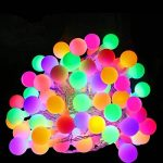 guirlande lumineuse avec boules multicolores TOP 5 image 2 produit