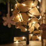 Guirlande Lumineuse d'Intérieur avec 100 LED Blanc Chaud sur Câble Transparent 8m Lights4fun de la marque Lights4fun image 4 produit