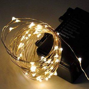 guirlande lumineuse extérieur sur batterie TOP 2 image 0 produit