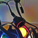 Guirlande Lumineuse extérieure 10m + 20 ampoules LED B22 couleurs chainable. de la marque Revenergie image 3 produit