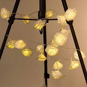 guirlande lumineuse fleur TOP 3 image 0 produit