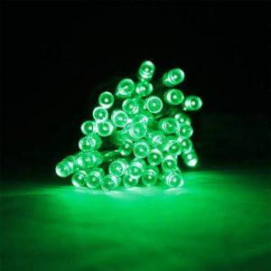 Guirlande lumineuse LED Vert 4m 40LED Piles Intérieur 000195G de la marque Offgridtec GmbH. image 0 produit