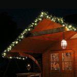Guirlande lumineuse Noël imitation sapin 8,1 m 120 LED extérieur de la marque Gartenpirat image 2 produit