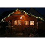Guirlande lumineuse Noël imitation sapin 8,1 m 120 LED extérieur de la marque Gartenpirat image 4 produit