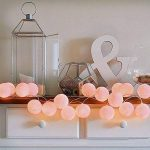 guirlande lumineuse roses blanches TOP 4 image 1 produit