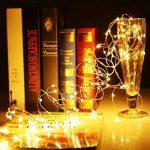 Guirlande Lumineuse Spriak [Paquet de 2] 5M 50 LEDs, LED Etanche à Piles Extérieur/Intérieur, 8 modes, Fonction Minuterie, Décoration Maison,Fêtes, Mariages de la marque Spriak image 1 produit