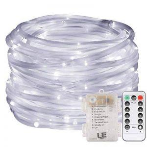 guirlande lumineuse tube extérieur TOP 3 image 0 produit