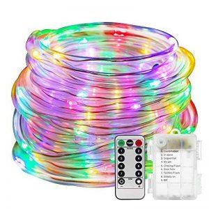 guirlande lumineuse tube extérieur TOP 7 image 0 produit