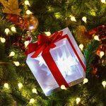Guirlande Lumineuses Boules B-right, [Timer] Led Guirlandes 40 LED 8 Modes Petites Balles blanc chaud étanche IP44 Décoration Romantique pour Fête De Noël Anniversaire De Mariage (4.5m) de la marque B-right image 4 produit
