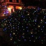 Guirlande Solaire Lumière,72ft 200led guirlande lumineuses exterieur,guirlande led solaire,8 mode scintillant imperméable lampe arbre lumineux led pour noel,mariage,jardin decoration(multicolore) de la marque MagicLux Tech image 2 produit