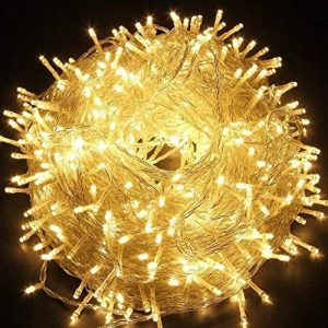 Guirlandes Lumineuses , 30M Etanche 300 LEDs avec 8 Modes de Fonctionnement Fée LED pour Mariage, Anniversaire, Sapin de Noël, Cour, Jardin, Décoration d'extérieur et intérieure de la marque HanLuckyStars image 0 produit