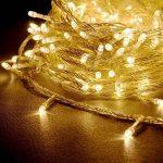Guirlandes Lumineuses , 30M Etanche 300 LEDs avec 8 Modes de Fonctionnement Fée LED pour Mariage, Anniversaire, Sapin de Noël, Cour, Jardin, Décoration d'extérieur et intérieure de la marque HanLuckyStars image 1 produit