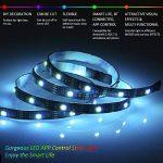 HAIT LED Light Strip TV Fond Lumière Bluetooth USB App Téléphone Mobile Controller de la marque HAIT image 2 produit