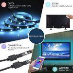 HAIT LED Light Strip TV Fond Lumière Bluetooth USB App Téléphone Mobile Controller de la marque HAIT image 3 produit