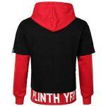 Homme Manche Longue Sweater-Shirt Automne Hiver LâChe Tops Chemise De Chandail Décontractée Blouse de la marque Roiper image 1 produit