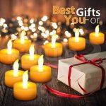 iKALULA Bougies à LED Sans Flamme, Lot de 24 Plastique Bougies à LED Eclairage LED à Lumière à Pile Bougies LED Lampe pour Soirée Anniversaire Mariage Fête Noël (Pile Incluses) de la marque iKALULA image 3 produit