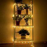 Innoo Tech - Guirlande lumineuse d'intérieur à LED - Globe de décoration - 10mètres de 100 ampoules blanc chaud CC 31V - Éclairage d'ambiance de la marque Innoo Tech image 2 produit