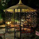 Innoo Tech Guirlande Solaire Exterieure, 30 LED boules, Longueur 4.5M, Eclairage Lampes Guirlandes Lumineuses Solaires Exterieure(Blanc chaud) [Classe énergétique A+++] [Classe énergétique A+++] de la marque Innoo Tech image 4 produit
