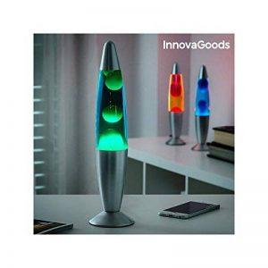 InnovaGoods Magma Lampe à lave bleu de la marque InnovaGoods image 0 produit
