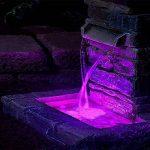 IPUIS Lot de 12pcs/20pcs/60pcs Bougies LED étanche submersible lampe étanche waterproof Blanc/Bleu (20, Rose) de la marque IPUIS image 1 produit