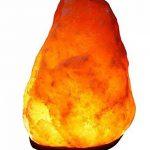 Janni-Salzlampen 24010 Bosalla Lampe en cristal de sel de l'Himalaya de qualité supérieure 3,2 - 4 kg de la marque Janni-Shop®-Salzlampen image 2 produit