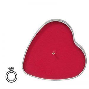 """JewelCandle """"Sweetheart Edition - Bougie parfumée avec Bijou Surprise en Argent (Bague) de la marque JewelCandle image 0 produit"""