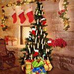 Jingrong Bougies LED Bougies Scintillantes Blanches Chaudes avec la Télécommande et Les Agrafes démontables pour L'arbre de Noël, Lustre, Bougies D'église, Décoration de Maison et de Partie(10PCS) de la marque Jingrong image 1 produit