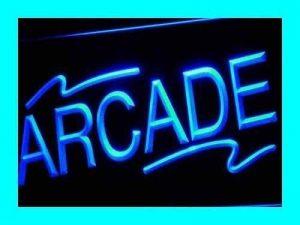Jintora Neon Sign - Enseigne au Néon - Arcade Shopping - Arcade Shopping - Fête, discothèque, Club, Bistro, Restaurant, Magasin de la marque Jintora image 0 produit