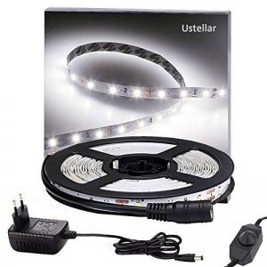 kit complet ruban led 5m TOP 1 image 0 produit