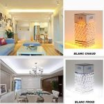 Kit complet Ruban LED Professionnel Flexible - 5 Mètres - 60 LED/M - Couleur Blanc Froid - 3528 de la marque Ruban LED image 2 produit