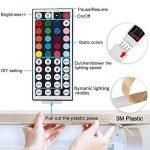 kit ruban led 3m multicolore TOP 5 image 3 produit