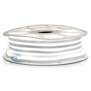 Kit Ruban Professionnel 3528-60 leds/m - 1m, 2.5m, 5 ou 10 mètres au choix - Blanc froid anti-éclaboussure (IP65) - 1 mètre, Alimentation Inclus de la marque SysLED image 0 produit