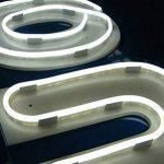 Kit Ruban Professionnel 3528-60 leds/m - 1m, 2.5m, 5 ou 10 mètres au choix - Blanc froid anti-éclaboussure (IP65) - 1 mètre, Alimentation Inclus de la marque SysLED image 2 produit