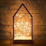 Kohree Guirlande Lumineuse 20M 200 LED Blanc Chaud Avec Prise pour Décoration Mariage Fête Maison Jardin Boutique Noël de la marque Aueide image 4 produit