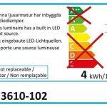 Konstsmide -3610-102 Guirlande lumineuse micro-LED Extérieur Lumière blanche chaude Transformateur extérieur 24V/2,4 W Câble noir 40 diodes de la marque Konstsmide image 4 produit
