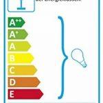 'Lampe à lave décorative Jenny en noir/jaune/rouge/H 42cm/avec interrupteur/Câble inclus ampoule/superbe lampe à lave comme lumière d'ambiance de la marque Licht-Erlebnisse image 3 produit