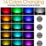 lampe ambiance multicolore TOP 2 image 2 produit