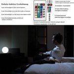 lampe boule change de couleur TOP 1 image 4 produit