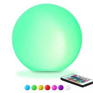 lampe boule change de couleur TOP 3 image 0 produit
