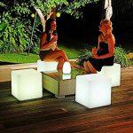 lampe cube TOP 1 image 1 produit
