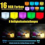 lampe cube TOP 2 image 1 produit