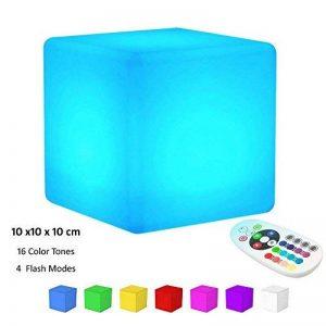 lampe cube TOP 4 image 0 produit