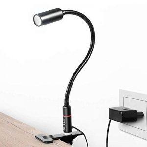 lampe de lecture flexible led TOP 11 image 0 produit