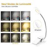 lampe de lecture led rechargeable par usb TOP 10 image 1 produit