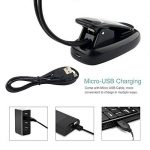 lampe de lecture led rechargeable par usb TOP 3 image 2 produit