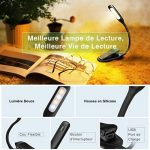 lampe de lecture rechargeable TOP 5 image 4 produit